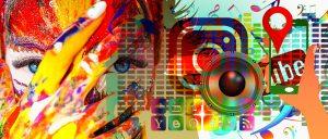 imagen de redes sociales e innovación